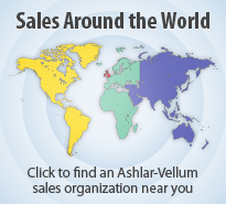Ashlar Worldwide Sales