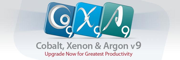 Cobalt, Xenon and Argon v9 Released