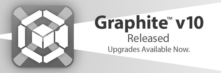 Graphite v10 is Now in Beta Testing