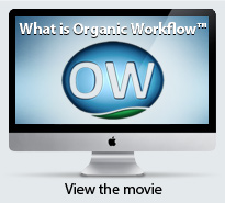 What is Organic Workflow