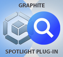Spotlight Plug-in for Graphite 2D/3D CAD