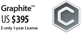 Grapdite CAD E-only 1-year License
